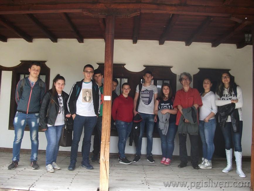 Галерия: 'Епопея на забравените' в родната къща на Хаджи Димитър